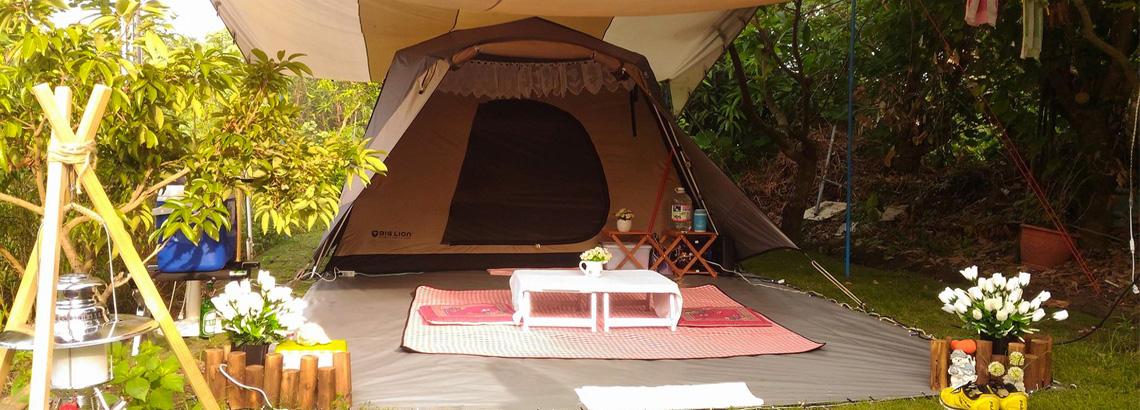 南部熱門親子露營區
