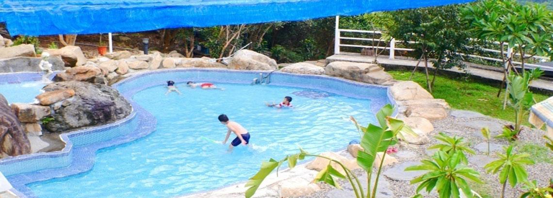 中部精選露營玩水露營區