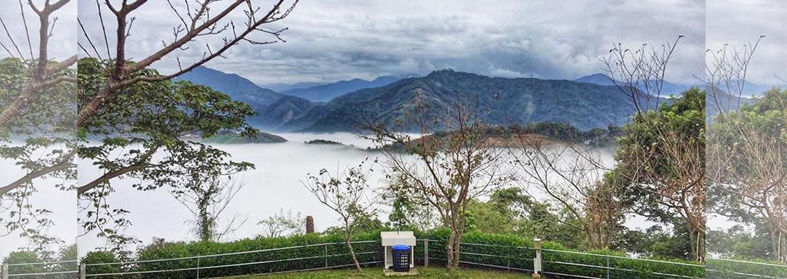 絕美雲海景致 中部精選露營區