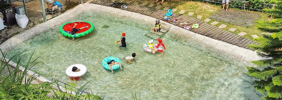 露營玩水 超夯新竹露營區推薦