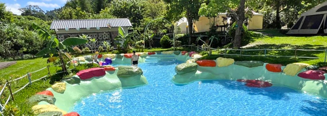 清涼玩水趣~苗栗露營區精選