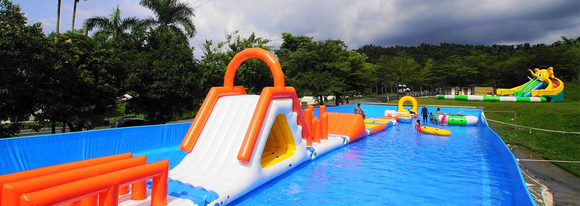 端午連假就要玩水 南部露營區推薦