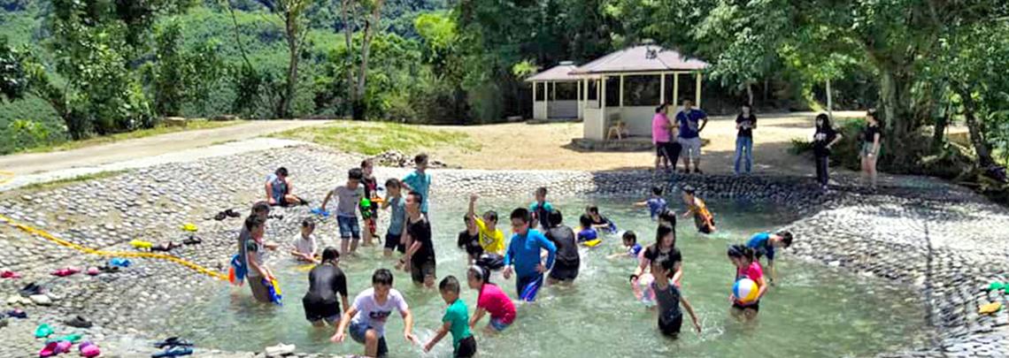 中秋連假消暑玩水~新北露營區推薦