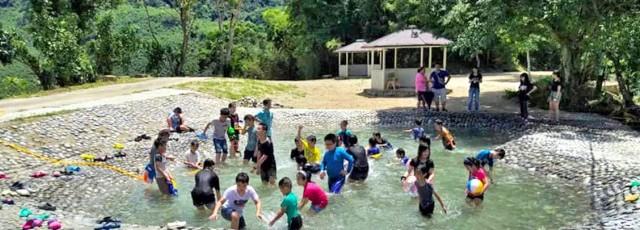 雙十節連假<北部可玩水>露營區