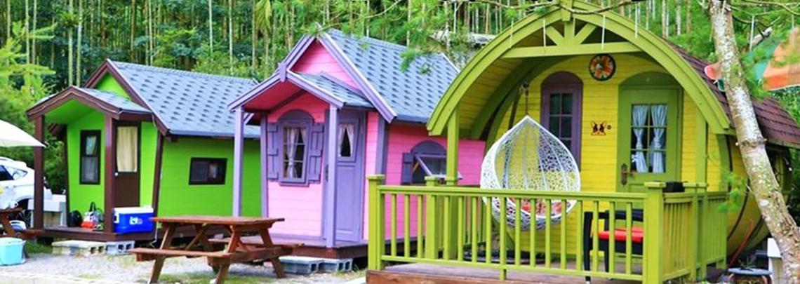 為週末找個家<中部免裝備輕露營>
