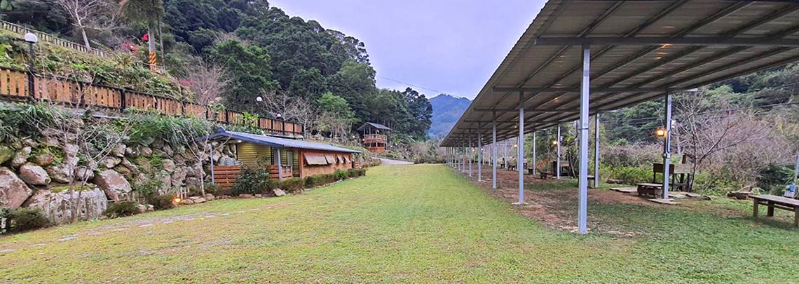 雨天露營神器~新竹區有雨棚營地推薦