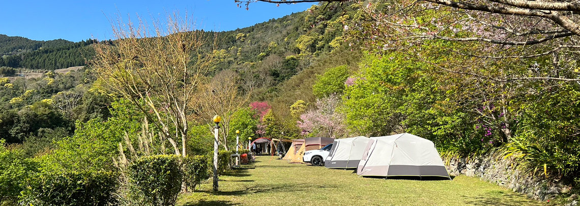 新竹區域-新手與租借裝備 精選營地
