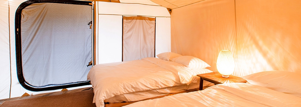南非狩獵帳 - 端午節連假露營搶先訂