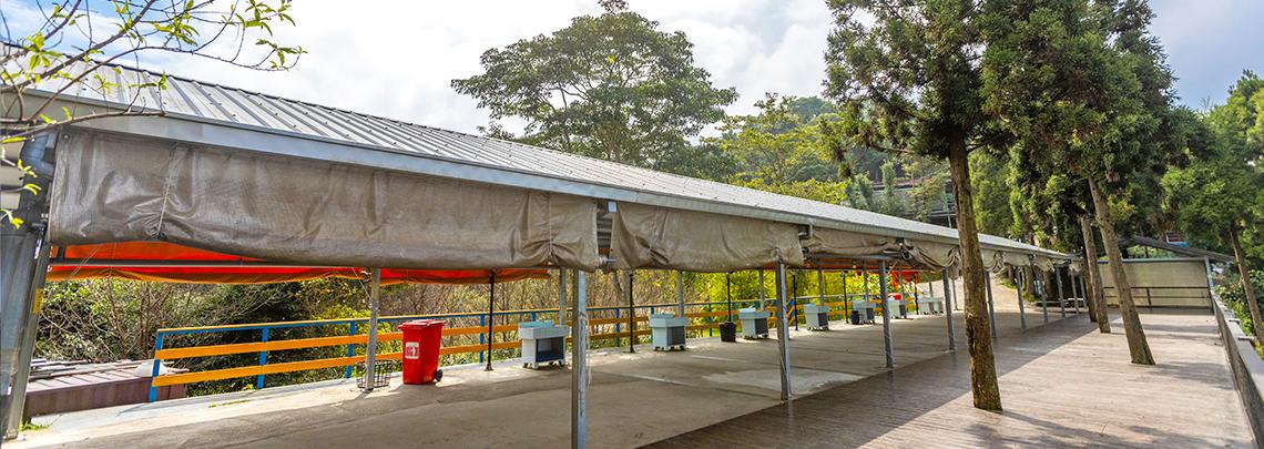 東、北部雨棚露營區推薦