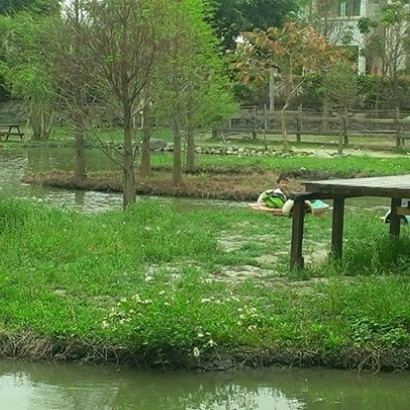 彰化溪湖 沐卉親子農場