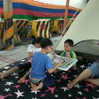 高雄六龜 麒麟露營區