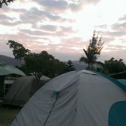 屏東牡丹  河畔露營區