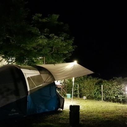 宜蘭大同 天際線茶園營地 (天際線農場)