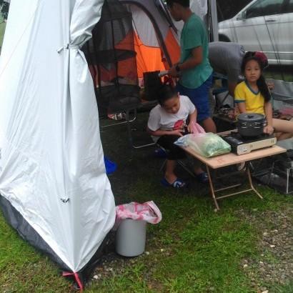 桃園復興 奎輝營地