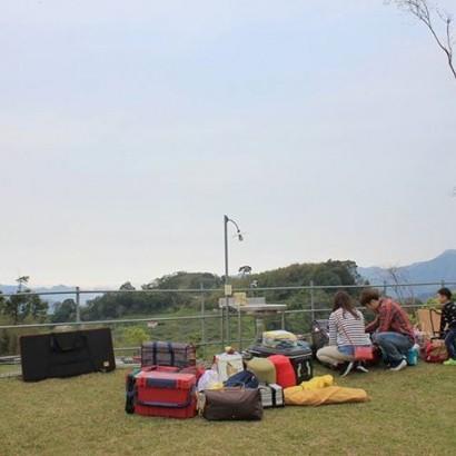 苗栗泰安 藍天嶺露營區