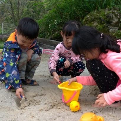 新竹尖石 小尖石露營區