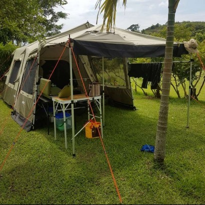 苗栗三灣 棕櫚灣自然露營區