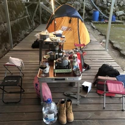 桃園復興 八福露營區