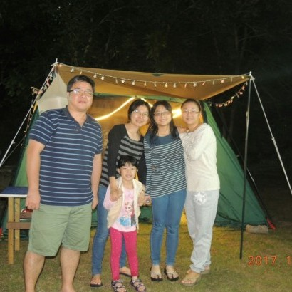 南投中寮 海豚星露營區