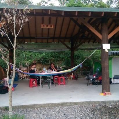 南投埔里 樂活森林露營農場
