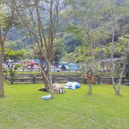 南投魚池 青螢露營區