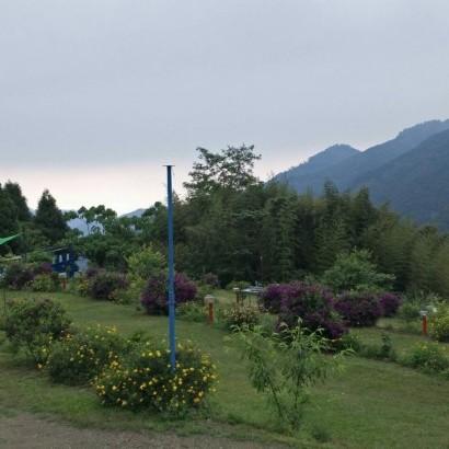 新竹五峰 觀瀑營地