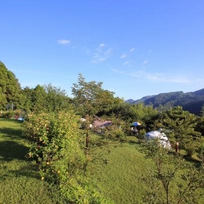 新竹五峰 觀瀑營地休閒區