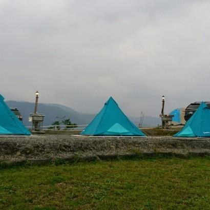 宜蘭大同 松蘿園林露營區