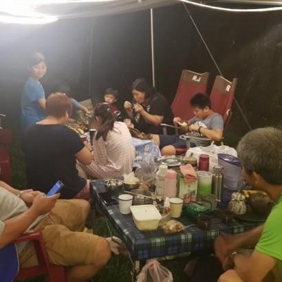 嘉義竹崎 天一露營區