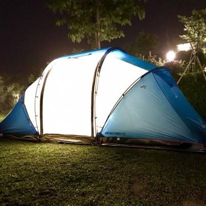 新竹北埔 日光山城 露營區