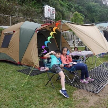 新竹關西 彩虹田營地