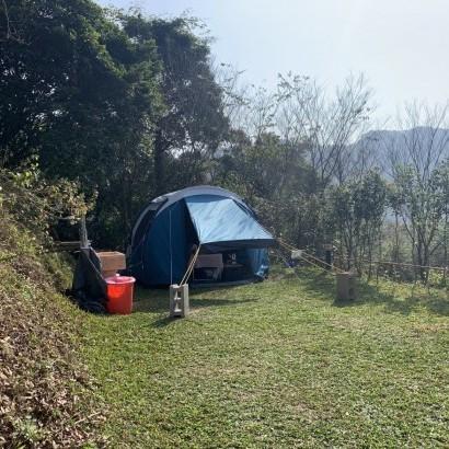 苗栗三義 關刀山景庭露營區