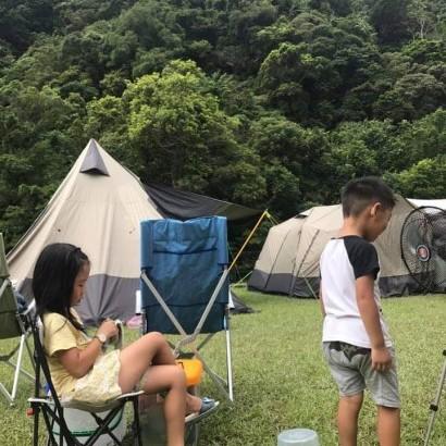 桃園復興 融奎霖休閒露營區