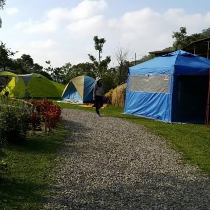苗栗三義 彩園親子露營區