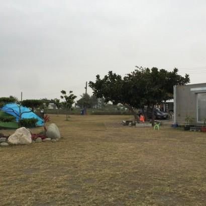 台南安南 漫步台江露營區