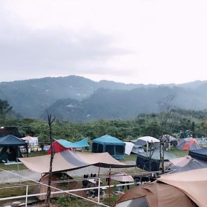 桃園復興 溪口台露營區