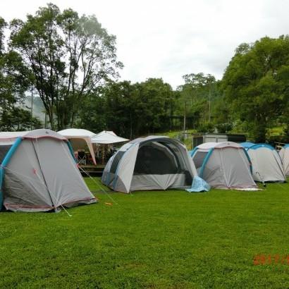 苗栗卓蘭 流壁下露營區