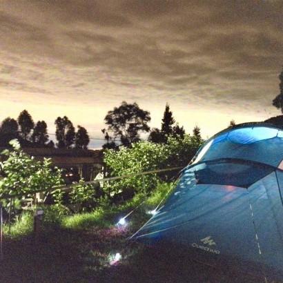 桃園復興 飛鼠不渴露營區