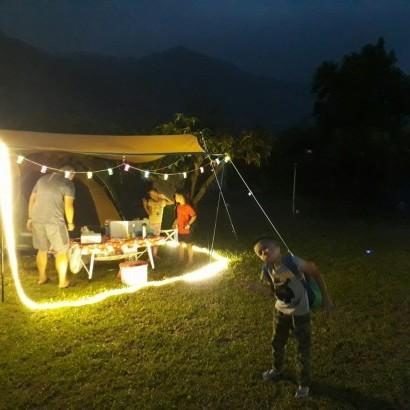 高雄六龜 荖濃有機農場露營區