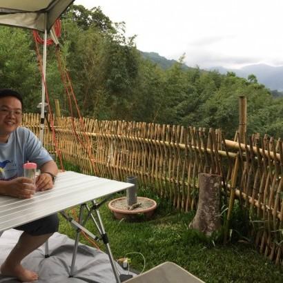 台中和平 雪山坑咖啡露營區