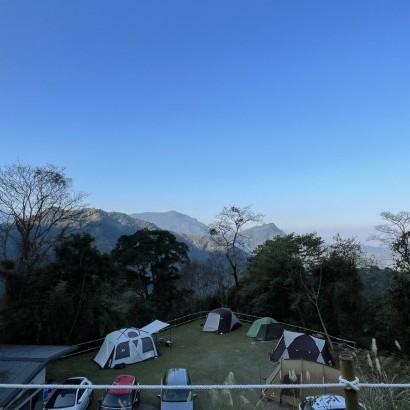 新竹五峰 梅后蔓露營區