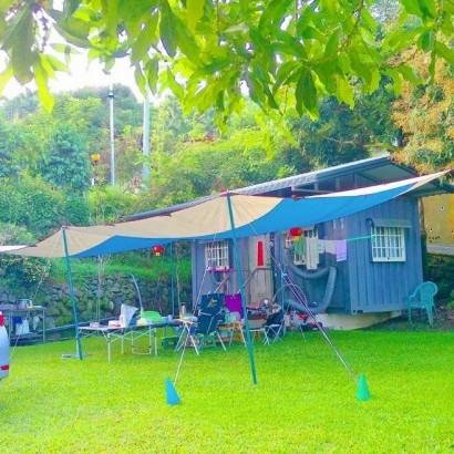 嘉義竹崎 仙腳趾景觀露營區