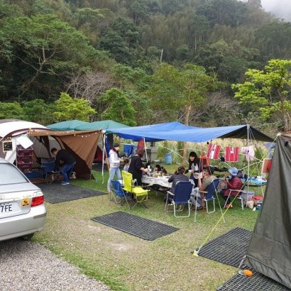 新竹尖石 秘花園休閒露營區