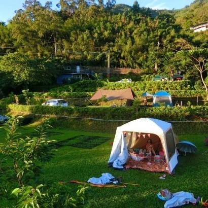 桃園復興 泰雅秘境露營區