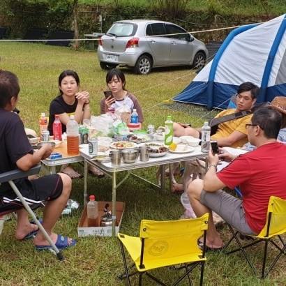 苗栗南庄 南庄麒麟山露營區