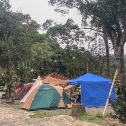 苗栗南庄 一畝田親子露營區(一般營位)