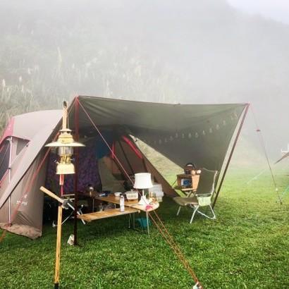 苗栗三義 十里雲露營區