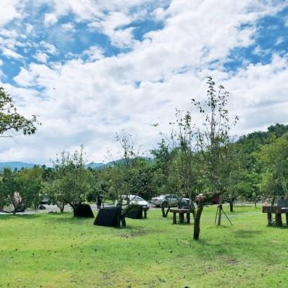 宜蘭大同 溪河木露營區