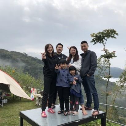 苗栗泰安 花石間景觀露營區