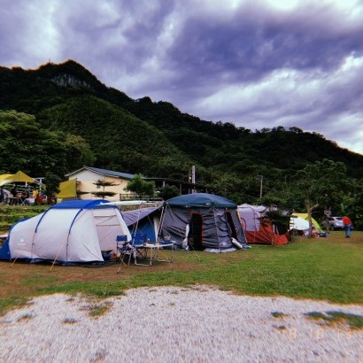 桃園復興 美腿山親子露營區